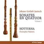 Johann Gottlieb Janitsch (1708-1763): Sonate Da Camera Vol.1, CD
