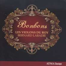 Les Violons du Roy - Bonbons, CD