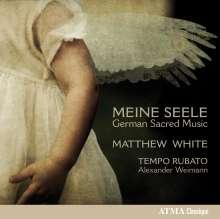 """Geistliche deutsche Barockmusik """"Meine Seele"""", CD"""