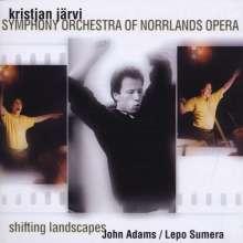 Kristian Järvi - Shifting Landscapes, Super Audio CD