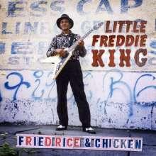 Little Freddie King (Fread Eugene Martin): Fried Rice & Chicken, CD