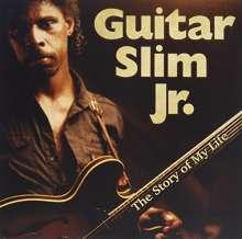 Guitar Slim Jr.: Story Of My Life, LP