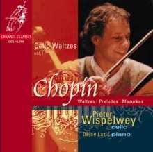Frederic Chopin (1810-1849): Bearbeitungen für Cello & Klavier Vol.1, CD