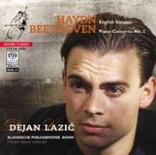 Joseph Haydn (1732-1809): Klaviersonaten H16 Nr.50 & 52, Super Audio CD