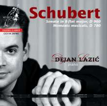 Franz Schubert (1797-1828): Klaviersonate D.960, Super Audio CD