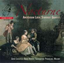 Amsterdam Loeki Stardust Quartet - Nocturne, Super Audio CD