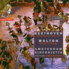 Ludwig van Beethoven (1770-1827): Streichquartett Nr.16, Super Audio CD