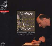 Gustav Mahler (1860-1911): Symphonie Nr.2, 2 Super Audio CDs