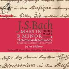 Johann Sebastian Bach (1685-1750): Messe h-moll BWV 232, 2 Super Audio CDs