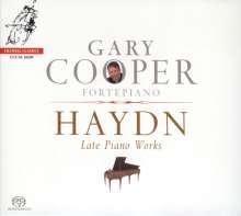 Joseph Haydn (1732-1809): Klaviersonaten H16 Nr.48,49,52, Super Audio CD