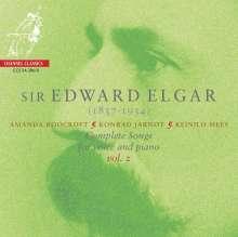 Edward Elgar (1857-1934): Sämtliche Lieder für Stimme & Klavier Vol.2, Super Audio CD