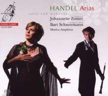 "Georg Friedrich Händel (1685-1759): Arien ""Love and Madness"", Super Audio CD"