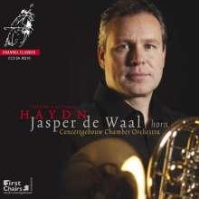 Jasper de Waal - Haydnische Hornkonzerte, Super Audio CD