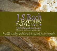 Johann Sebastian Bach (1685-1750): Matthäus-Passion BWV 244, 3 Super Audio CDs