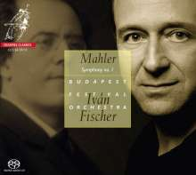 Gustav Mahler (1860-1911): Symphonie Nr.1, Super Audio CD