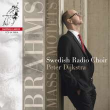 Johannes Brahms (1833-1897): Missa canonica WoO.18, Super Audio CD