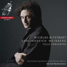 Dmitri Schostakowitsch (1906-1975): Cellokonzert Nr.1 op.107, CD