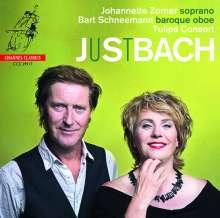 Johannette Zomer - Just Bach, CD