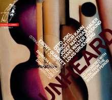 Ebony Quartet - Unheard, CD