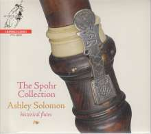 Ashley Solomon - The Spohr Collection, CD