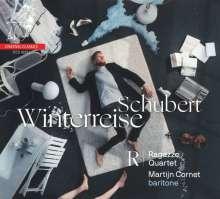 Franz Schubert (1797-1828): Winterreise D.911 (für Bariton & Streichquartett), CD