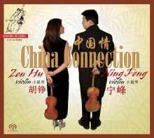 Zen Hu & Ning Feng - China Connection, CD