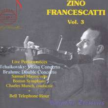 Zino Francescatti - Legendary Treasures Vol.3, CD