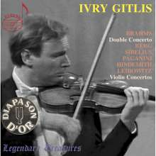 Ivry Gitlis - Live Performances Vol.1, 2 CDs und 1 DVD
