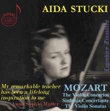 Wolfgang Amadeus Mozart (1756-1791): Violinkonzerte Nr.1-7, 6 CDs