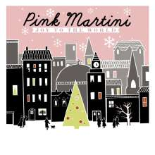 Pink Martini: Joy To The World, CD