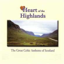Heart Of The Highlands, CD