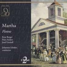 Friedrich von Flotow (1812-1883): Martha, 2 CDs