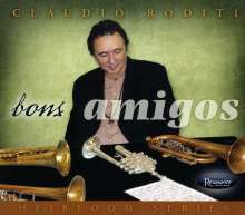 Claudio Roditi (1946-2020): Bons Amigos, CD