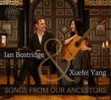 Ian Bostridge - Songs From Our Ancestors, CD