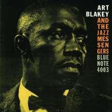 Art Blakey (1919-1990): Moanin', CD
