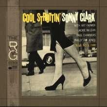 Sonny Clark (1931-1963): Cool Struttin' (Rudy Van Gelder), CD