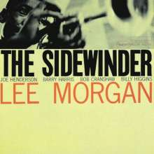 Lee Morgan (1938-1972): The Sidewinder, CD