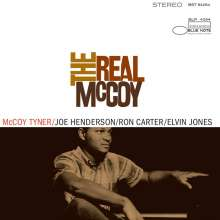McCoy Tyner (1938-2020): The Real McCoy, CD