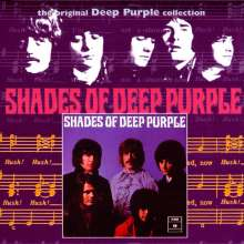 Deep Purple: Shades Of Deep Purple, CD