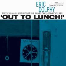 Eric Dolphy (1928-1964): Out To Lunch! (Rudy Van Gelder Remasters), CD