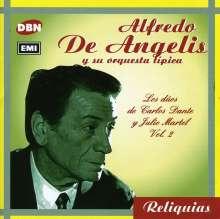 Alfredo De Angelis: Los Duos De Dante Y Mar, CD