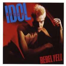 Billy Idol: Rebel Yell (Expanded-Edition), CD