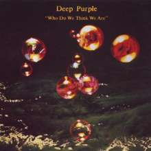 Deep Purple: Who Do We Think We Are (Remastered-Edition), CD