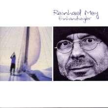Reinhard Mey: Einhandsegler, CD