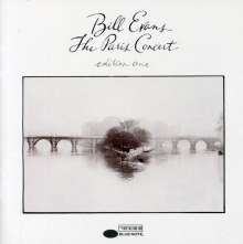 Bill Evans (Piano) (1929-1980): The Paris Concert: Edition One, CD