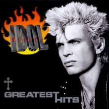 Billy Idol: Greatest Hits, CD