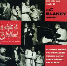 Art Blakey (1919-1990): A Night At Birdland Vol.2 (Rudy Van Gelder Remasters), CD