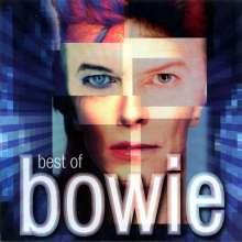David Bowie (1947-2016): Best Of Bowie (UK Edition), 2 CDs