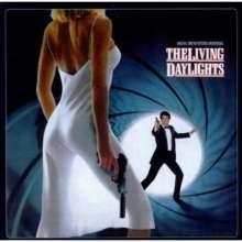 Filmmusik: James Bond - The Living Daylights, CD