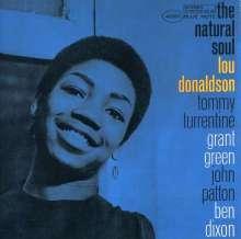 Lou Donaldson (geb. 1926): The Natural Soul, CD
